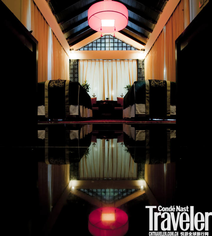 麗江悅榕莊 Banyan Tree Lijiang:酒店地處麗江古城僻靜處,距束河古鎮僅15分鐘步行距離。酒店置身于一片...