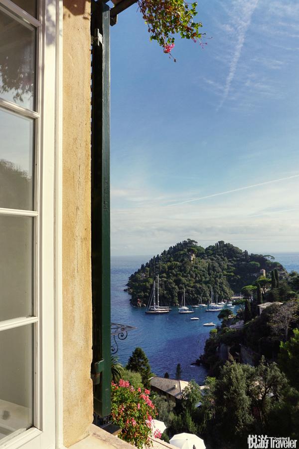 意大利 波托菲Belmond Hotel Splendido Portofino:作為波托菲諾港灣之上的傳奇酒店,Belmond Hotel Spl...