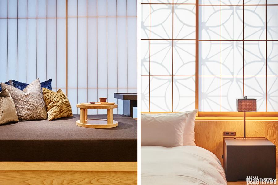對在大都市里生活慣了的現代人來說,即使打開所有的燈,虹夕諾雅·東京酒店房間里的光線也算不上明亮。窗...