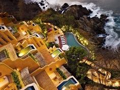 4个拥有绝世美景的酒店泳池
