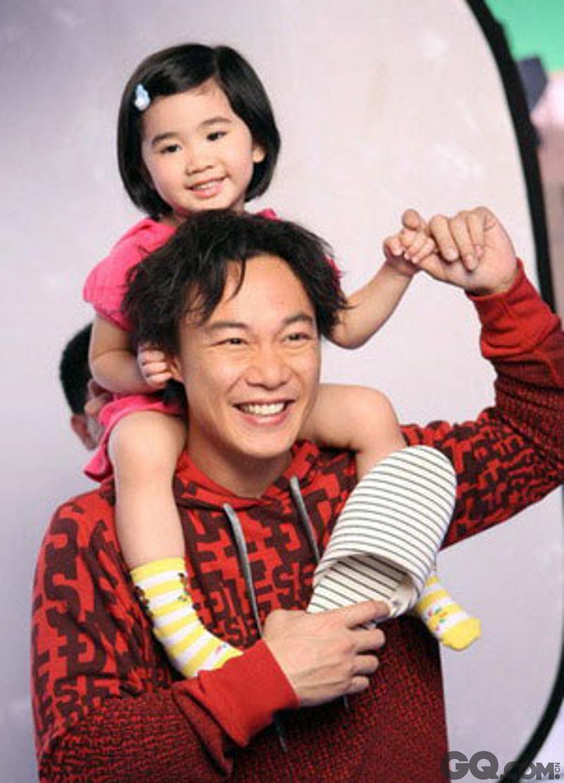 陈奕迅女儿陈康堤已经11岁了额,芒果台真的会让她来做大姐姐吗?