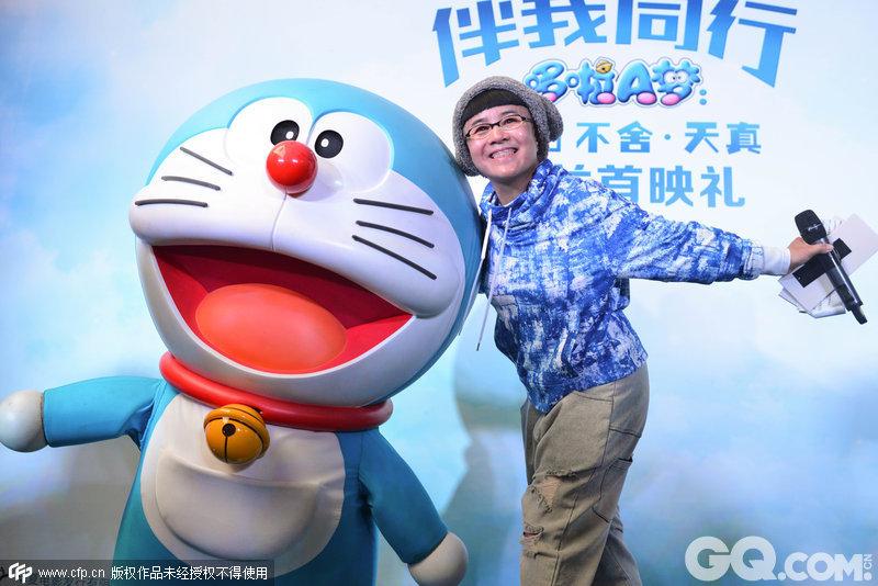 日本成年人电影网站_《哆啦A梦》告别版大电影将映 暖心再现经典场景_话题_GQ男士网
