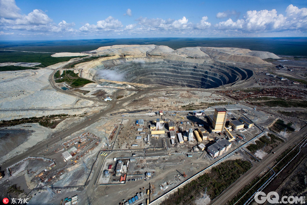 矿场公司组织结构图