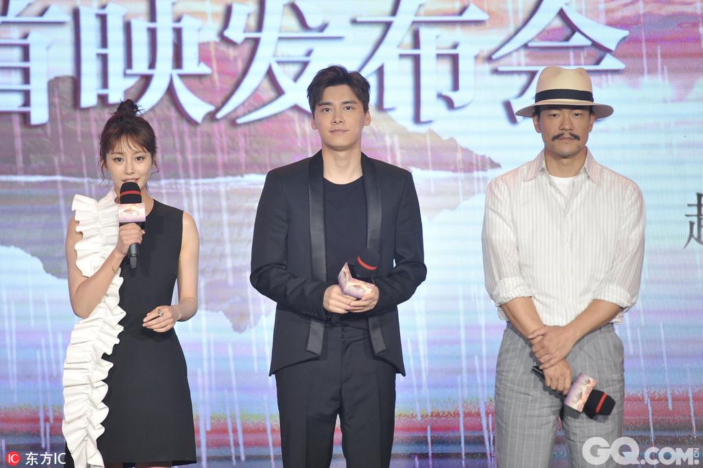 片中李易峰饰演的方木和廖凡饰演的邰伟有不少精彩对手戏。