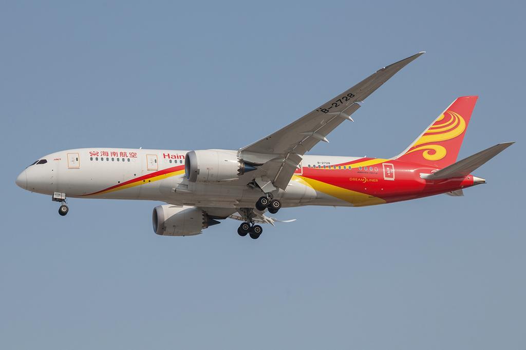 由波音民用飞机集团(bca)负责开发
