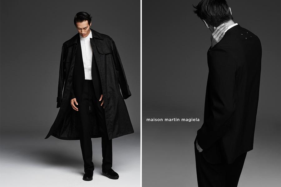 近期,持续发力的Simons可谓灵感爆棚,再次推出了男装型录。这次邀请亚洲第一男超模Philip Huang,携手Y-3,Dsquared2,Paul Smith等大牌,推出一系列奢华、精致、独具匠心的设计,成为本季众多型录的一大亮点。