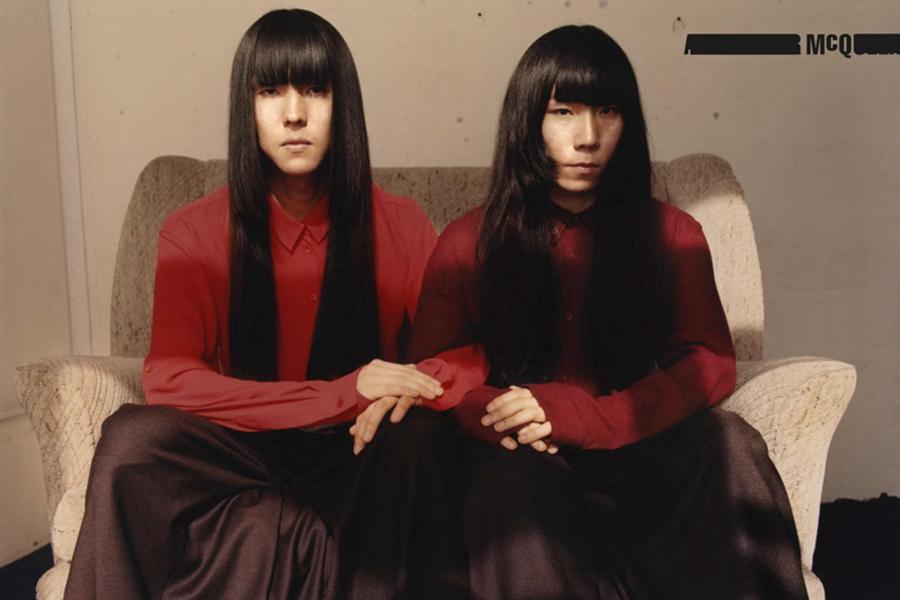 日本摇滚男歌手长发