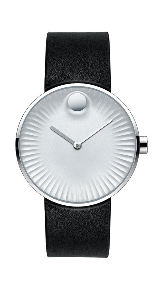 摩凡陀携手著名工业设计师Yves Béhar,推出全新摩凡陀瑞界Movado Edge腕表系列。将70年来两位具有顶尖才华的工业设计师——内森·乔治·霍威特以及Yves Béhar——的灵感融为一体,摩凡陀为传奇性博物馆表盘带来了创新与工艺的崭新篇章。