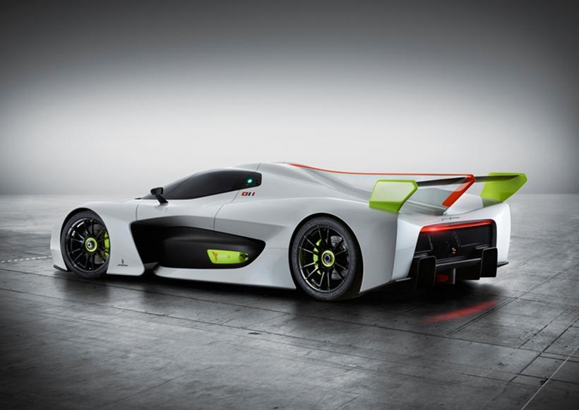 在电能盛行的当下,氢能源车的存在就好比汽车界的一股清流,而这辆宾尼法利纳H2 Speed绝对是这股清流里的主要力量。