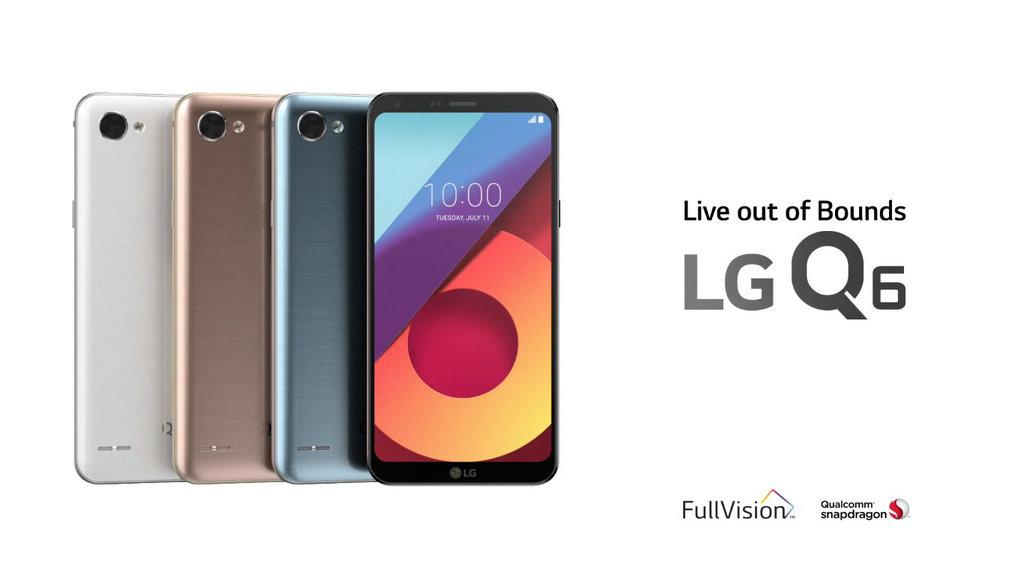 NO.1 LG G6手机地研发,仿佛将自己的中型手机发展理念模糊,以至于Q6的出现,让市场摸不清其营销路数。不过,较高的屏占比例,可忽略的边框设计,以及玻璃材质的全包覆形式,让Q6手机上手体验第一感觉非常舒适。