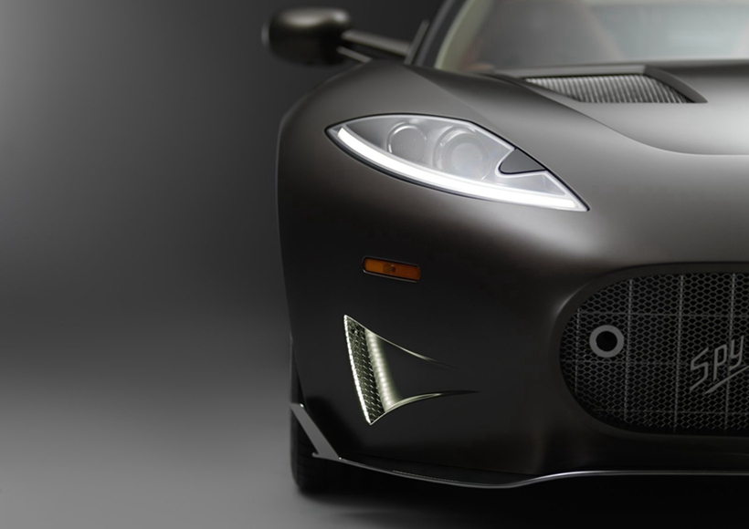与之前的产品相比,Spyker C8 Preliator的性能得到了显著改善,针对特定的消费者,当然也必须具有其独特性和排他性,因为这款车仅生产50台。