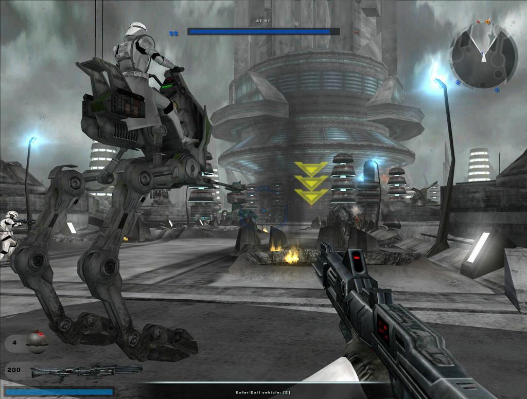 NO.3 《星球大战:前线2》还在PS4和Xbox One终端上提供多屏幕显示。玩家还可以在战斗中,通过购买升级装备、武器和特定角色,体验不一样的娱乐感受。