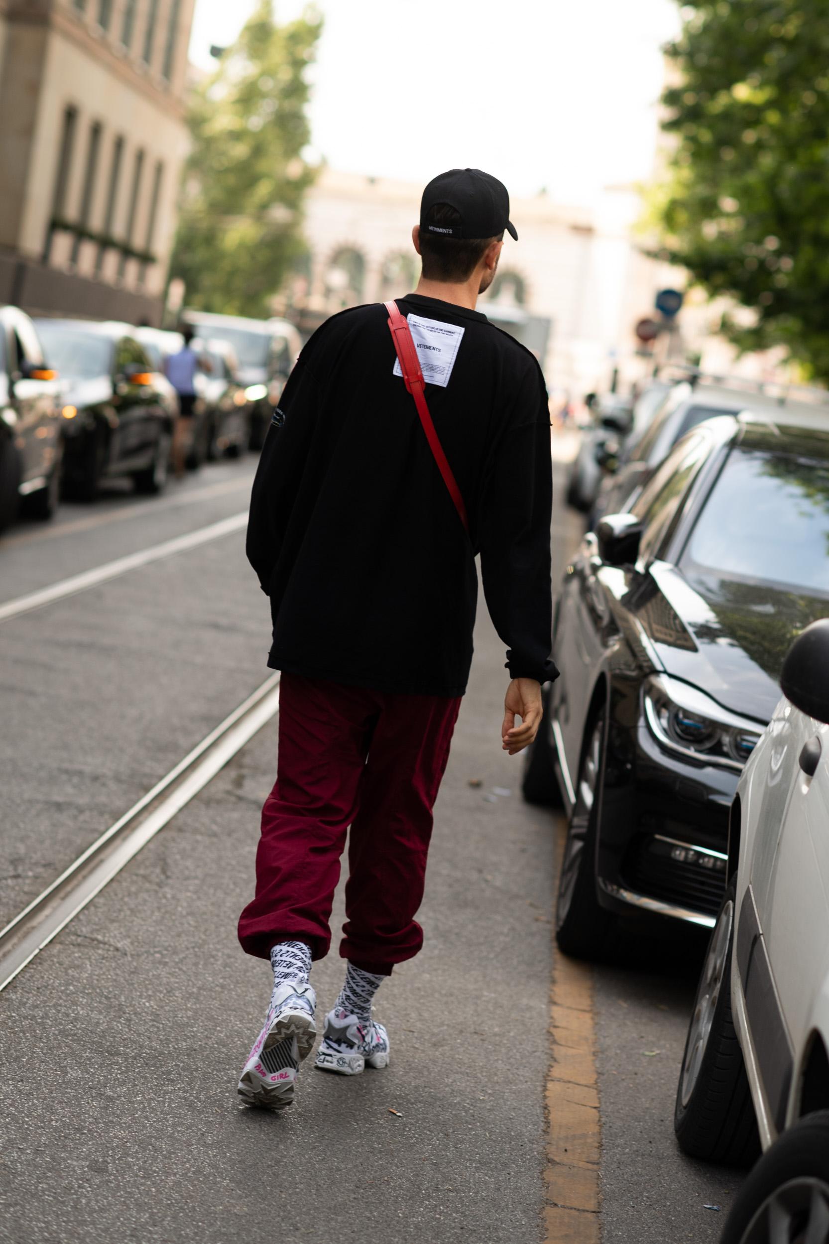 2019年6月米蘭男裝周街拍DAY3