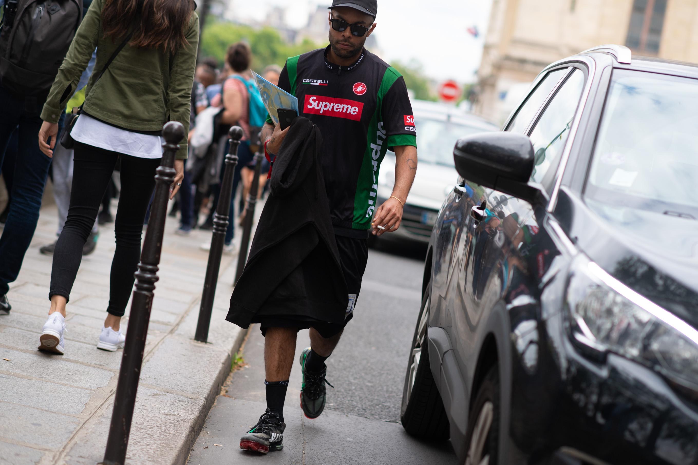2019年6月巴黎男装周街拍DAY3