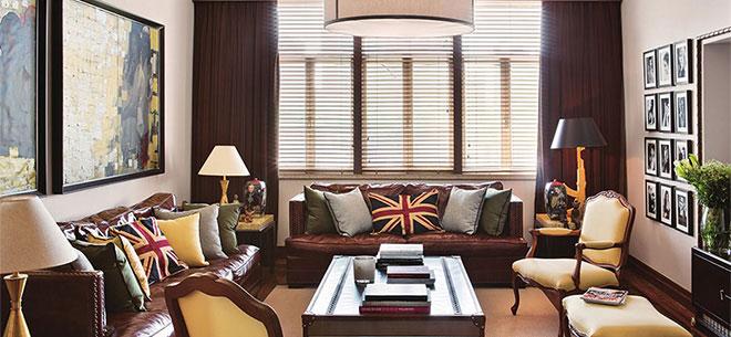 CHINAWOOD CEO 上海法租界充满片场情节的家