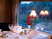探秘世界最豪华的列车