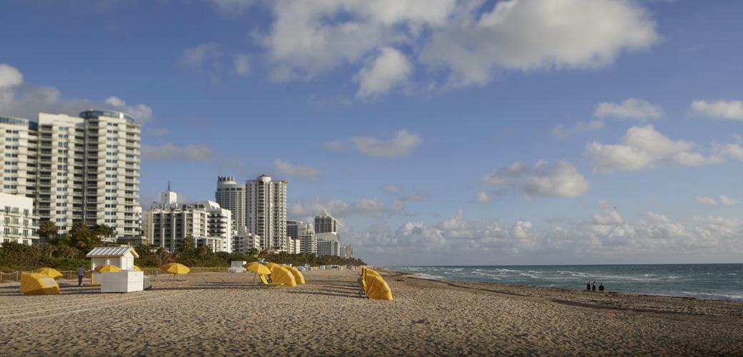 冬日迈阿密 Miami Modern