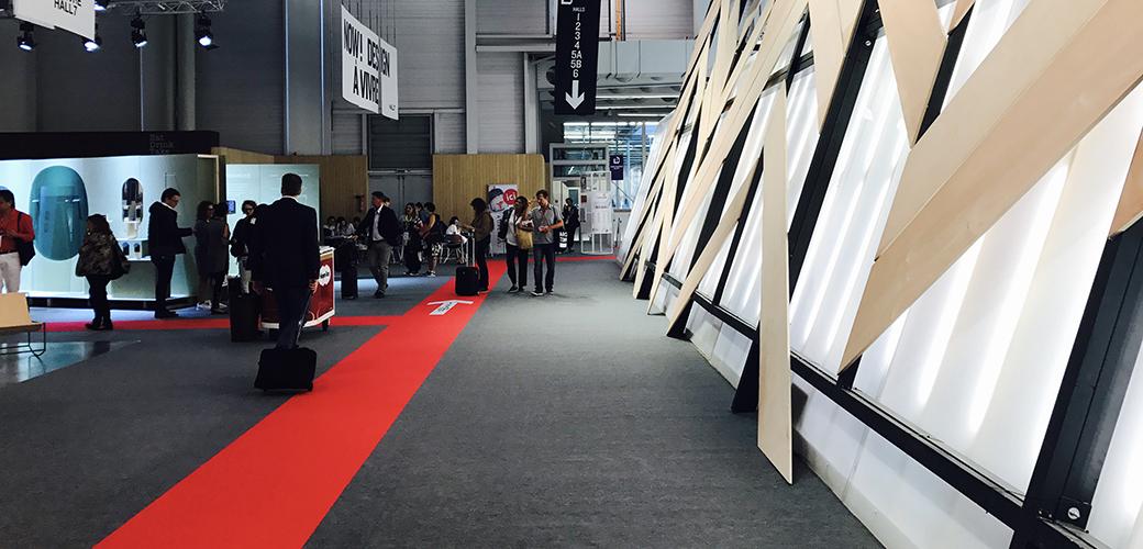 《安邸AD》与设计师们相约在2017巴黎Maison&Objet