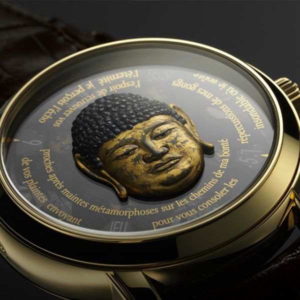 腕表背后的离奇设计