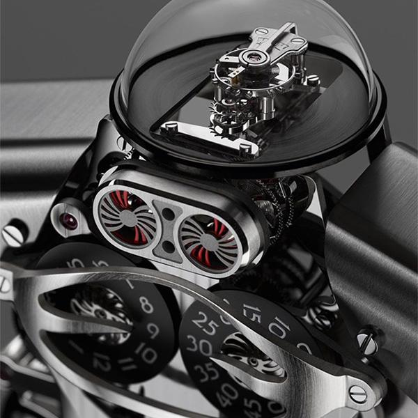腕表品牌做的机械装置 都是天价