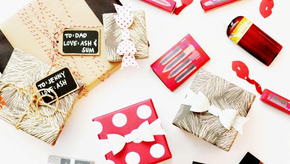 16款可送人可收藏的圣诞礼盒——彩妆篇
