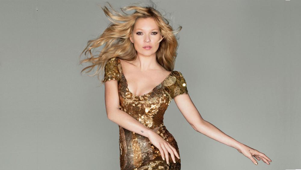 Kate Moss叱咤时尚20年 不可复制的传奇人生