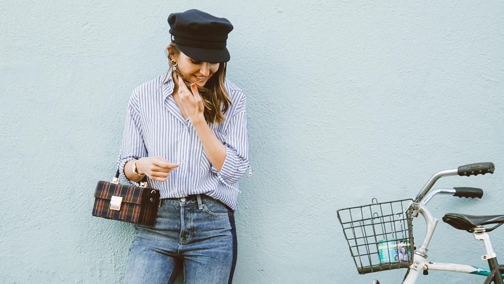 显瘦又时髦的牛仔裤怎么选?只需记住这四点