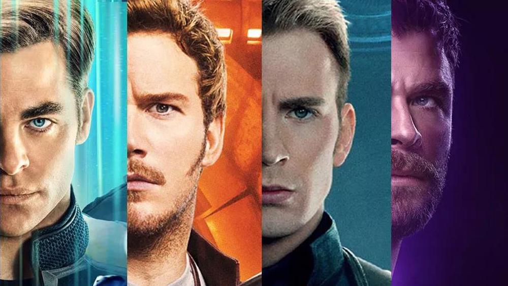好莱坞最帅的四个男人,居然都叫同一个名字?