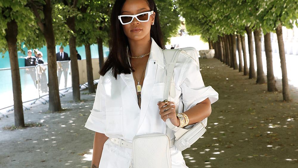 蕾哈娜10个最具标志性的夏季造型