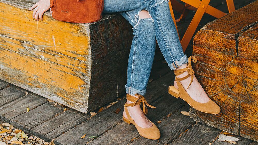 小个子女生不能穿平底鞋?明明穿对了显高10CM