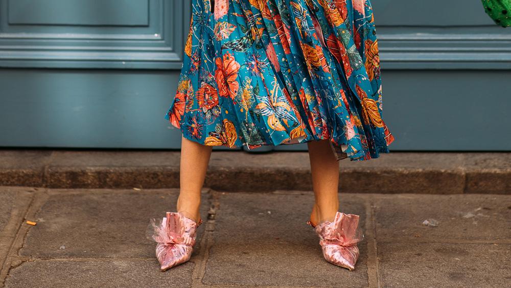 小胖脚选鞋的4个tips 显瘦显腿长