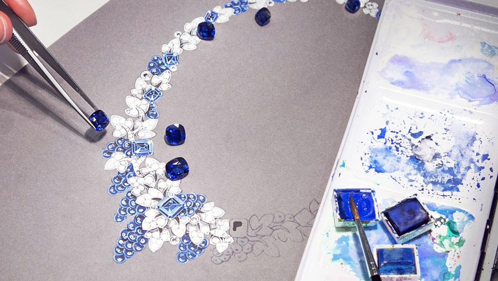 仰帝王之尊 全球五地的蓝宝石特点