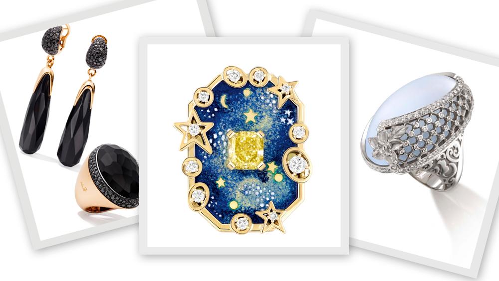 不可思议的珠宝材质