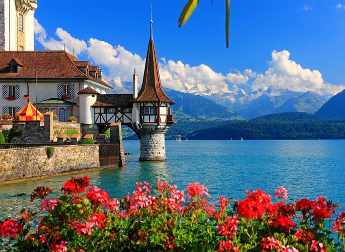 风景如诗如画!盘点欧洲十大美丽湖泊