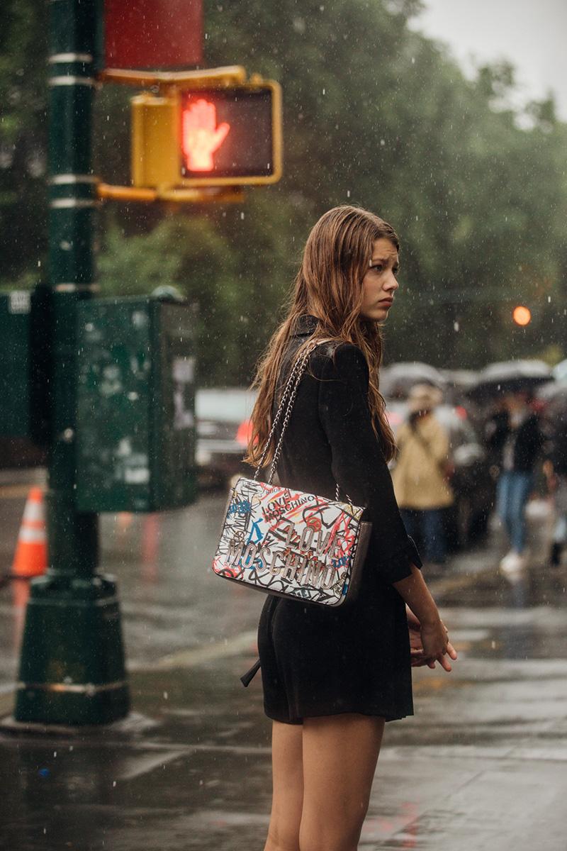 2019纽约春夏时装周街拍DAY5