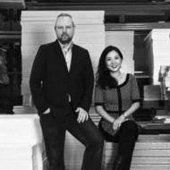 Leilei Peng & Richard Langone