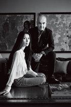 主人: Michael von Leheneck,拥有娱乐业律师、制片人、导演等身份,2006年12月在上海创立CHINAWOOD,任Chinawood FilmGroup 及Chinawood Studios的主席兼首席执行官,热爱艺术,精通英、德、法、意四门语言。女友Cathy Wang是室内设计师,2011年创立Montaigne Design蒙泰室内设计咨询(上海)有限公司,专注酒店空间及软装设计,这个家自然出自她的手笔。
