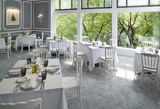 Dior Café 在迪奥花园下午茶