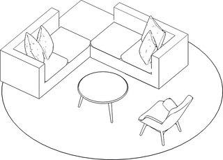沙发组合方程式 Creative Combinations
