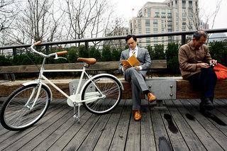 自行车能回来吗?Urban Cycle