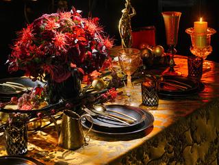 8种红色捆出浓浓圣诞味 |《安邸AD》简易课堂