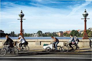 自行车游哥本哈根 Copenhagen By Bike