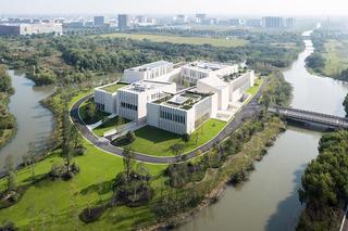 嘉兴岛综合体(与AIM Architecture 恺慕建筑设计合作)