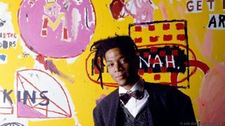 鬼才涂鸦 Jean Michel Basquiat