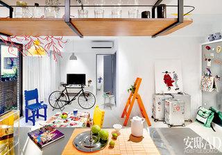 """10个最美丽的家,教你在小空间活出""""彩"""""""