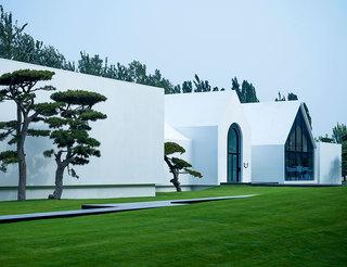 199棵松遇上梵高和毕加索,这间美术馆美爆京城