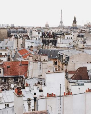 倒数8天,一月的巴黎再冷,我们都要去!