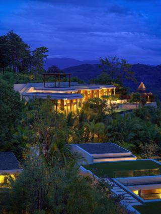 新春出游三 | 普吉岛Jaya遗作,安纳塔拉官邸别墅最新揭幕