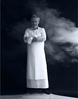 法国厨神|一夕之间转荤为素