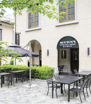 "Morton's Grille 牛排圈的""KOL"""